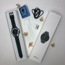 Умные часы и браслеты - Часы M10Pro (Silver), 0