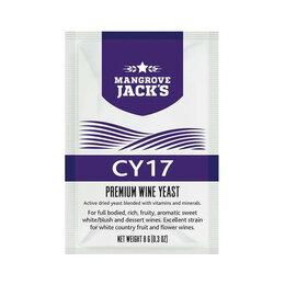 Продукты - Винные дрожжи MANGROVE JACK'S CY17, 0
