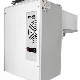 Холодильные шкафы - Машина холодильная моноблочная MM113S (-5...+10C, 220 В), Полаир, 0