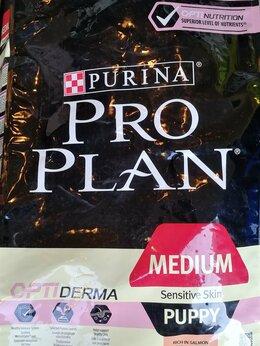 Корма  - Pro Plan для щенков с чувствительной кожей, с…, 0