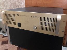 Усилители и ресиверы - 1000W усилитель для трансляций и оповещения, 0