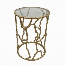 """Столы и столики - Чайный столик круглый """"Элисон"""" 43 см, 0"""