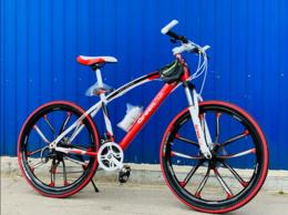 Велосипеды - Велосипед на дисках Green Bike Premium, 0