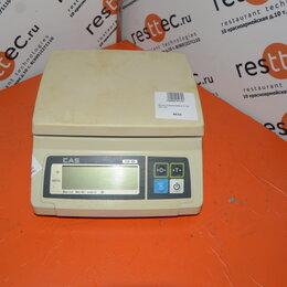 Весы - Весы порционные CAS SW-05 (012083), 0