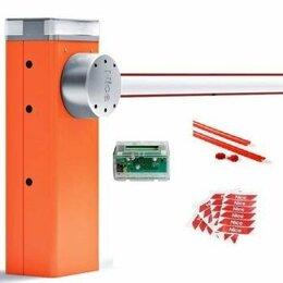 Шлагбаумы и автоматика для ворот - Скоростной автоматический шлагбаум NICE M3BARKIT…, 0
