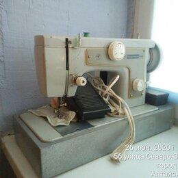 Швейные машины - Швейная машина Подольск-132, 0