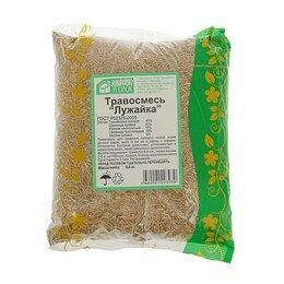 Газоны - Газонная травосмесь  'Лужайка' 0.8 кг (10шт/уп) Зеленый уголок, 0