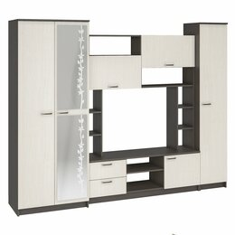 Шкафы, стенки, гарнитуры - Комплект гостиной Марта-11, 0