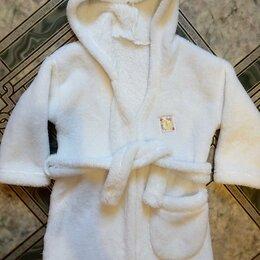 Домашняя одежда - Халат детский банный, 0