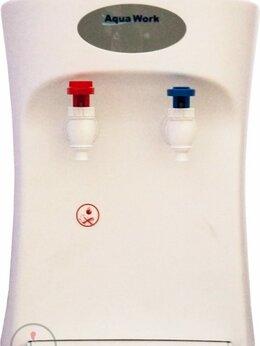 Кулеры для воды и питьевые фонтанчики - Кулер для воды Aqua Work YD1653T, 0