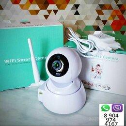 Камеры видеонаблюдения - Беспроводная ip-камера наблюдения, 1080p, 0