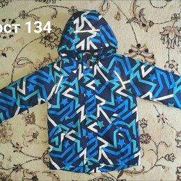 Куртки и пуховики - Осенняя куртка для мальчика, рост 134, 0