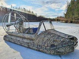 Моторные лодки и катера - Аэролодка Берег-520, 0