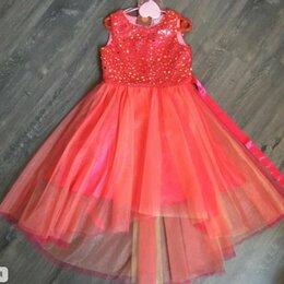 Платья и сарафаны - Платье Л*еди коралловое, 0