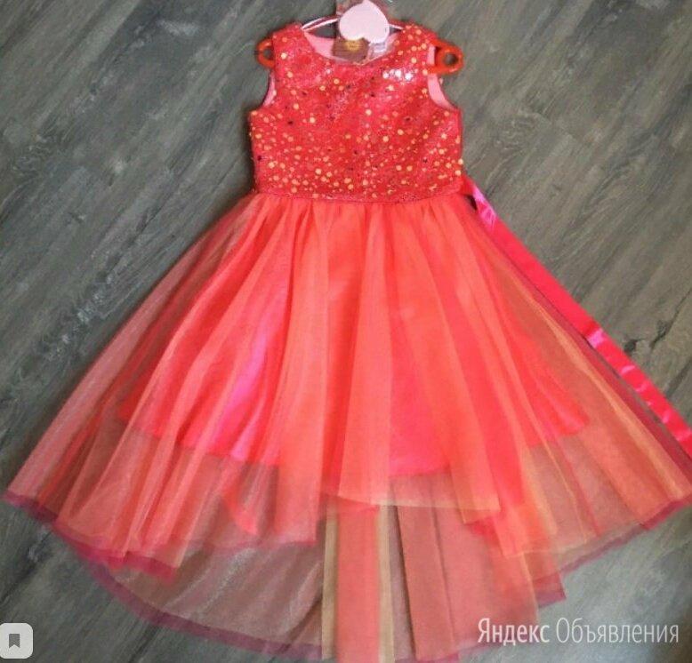 Платье Л*еди коралловое по цене 1600₽ - Платья и сарафаны, фото 0