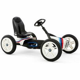 Велосипеды - Веломобиль BERG Buddy BMW Street Racer, 0