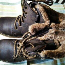 Ботинки - Ботинки женские новые зимние размер 38, 0
