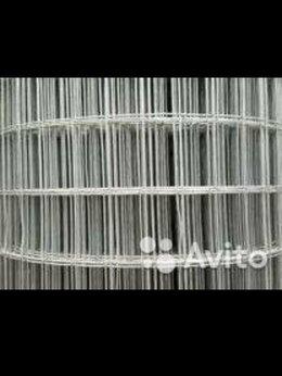 Металлопрокат - Сетка сварная оцинкованная, Ячейка 2.5*5 см из про, 0