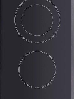 Плиты и варочные панели - KORTING электрическая варочная HK 32033 B, 0