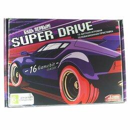 Ретро-консоли и электронные игры - Sega Super Drive Racing, 0