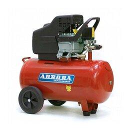 Воздушные компрессоры - Компрессор воздушный масляный Aurora WIND-50, 0