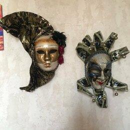 Карнавальные и театральные костюмы - Маски карнавальные, венецианские,, 0