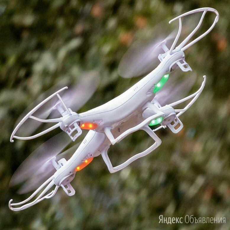 Неубиваемый радиоуправляемый квадрокоптерт syma X5 по цене 2970₽ - Квадрокоптеры, фото 0