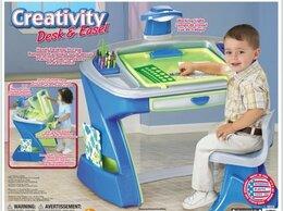 Столы и столики - Парта-мольберт American Plastic Toys Creativity…, 0