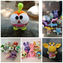 Мягкие игрушки - Вязаные игрушки, 0