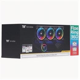 Кулеры и системы охлаждения - СВО Thermaltake Floe Riing RGB 360 TT Premium Edition, 0