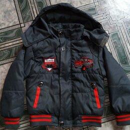 Куртки и пуховики - Куртка демисезонная  для мальчика  98 , 0