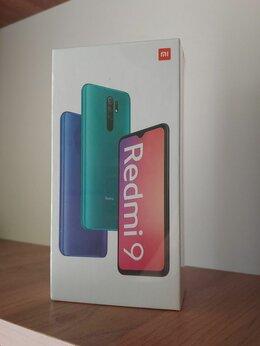 Мобильные телефоны - Redmi 9 3/32 NFC новый запечатан, 0