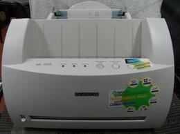 Принтеры и МФУ - Лазерный принтер Samsung ML-1250, 0