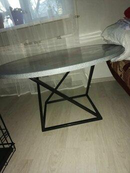 Столы и столики - Стол из эпоксидной смолы, 0