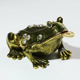 Шкатулки - Шакатулка лягушка, 0