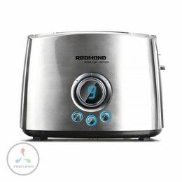 Сэндвичницы и приборы для выпечки - Тостер Redmond RT-M403, 0