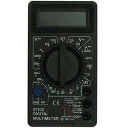 Измерительные инструменты и приборы - Мультиметр ТЭК DT 832, 0