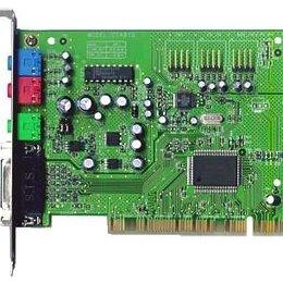 """Звуковые карты - Звуковая карта Creative 64 PCI """"!"""", 0"""