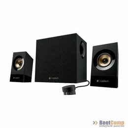 Компьютерная акустика - Колонки 2.1 Logitech Z533 black, 0