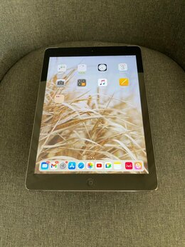 "Планшеты - Apple IPad Air 64GB WiFi&LTE (c SIM) 9.7"", 0"
