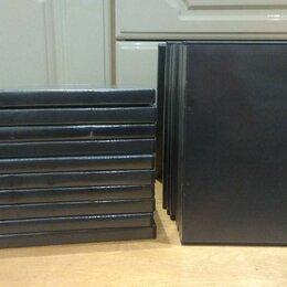 Сумки и боксы для дисков - Боксы для дисков CD / DVD (195 шт), 0
