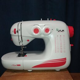 Швейные машины - Швейная машинка VLK  Napoli 2450, 0