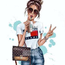 Прочие комплектующие - Модная девушка Артикул : GS 1428, 0