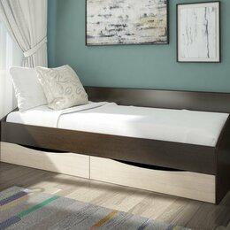 """Кровати - Кровать """"Классика-В"""" с ящиками 90х200, 0"""