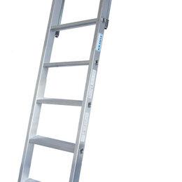 Лестницы и стремянки - Стеллажная лестница для Т - шины 6 ст 2,70 м 815613, 0