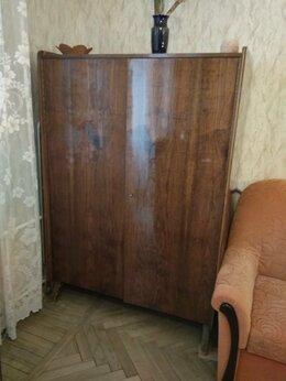 Шкафы, стенки, гарнитуры - шкаф платяной двустворчатый, 0