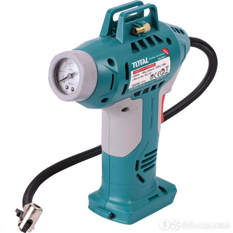 Аккумуляторный компрессор автомобильный TOTAL TACLI2001 по цене 3890₽ - Прочие аксессуары , фото 0