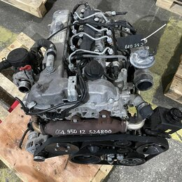 Двигатель и топливная система  - Двигатель SsangYong Action 2.0 141 л/с (Euro 4), 0