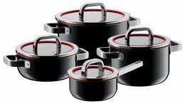 Наборы посуды для готовки - Набор кастрюль 4 предмета Fusiontec Functional…, 0