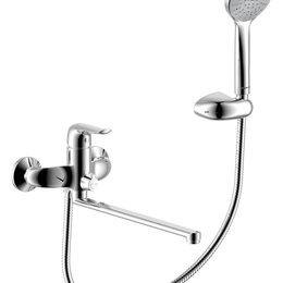 Комплектующие - AM.PM 429500000 Palace Evo, смеситель для ванны и душа, 0